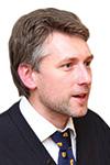 Максим Буев, профессор прикладных финансов,  Европейский университет в Санкт-Петербурге