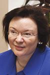 Надежда ГРОМОВА, вице-президент банка «ПЕРЕСВЕТ»