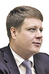 Андрей БУШ, к. э. н., начальник управления рынков капитала, ИФК «Солид»