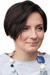 Юлия Тонконогова, основатель и издатель онлайн-проекта для родителей «ЁжикЁжик»