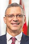 Лесли МААСДОРП, вице-президент, финансовый директор, Новый банк развития