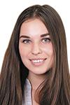 Ксения ЛИЖЕНИНА,  выпускница Высшей  школы менеджмента,  Санкт-Петербургский  государственный  университет
